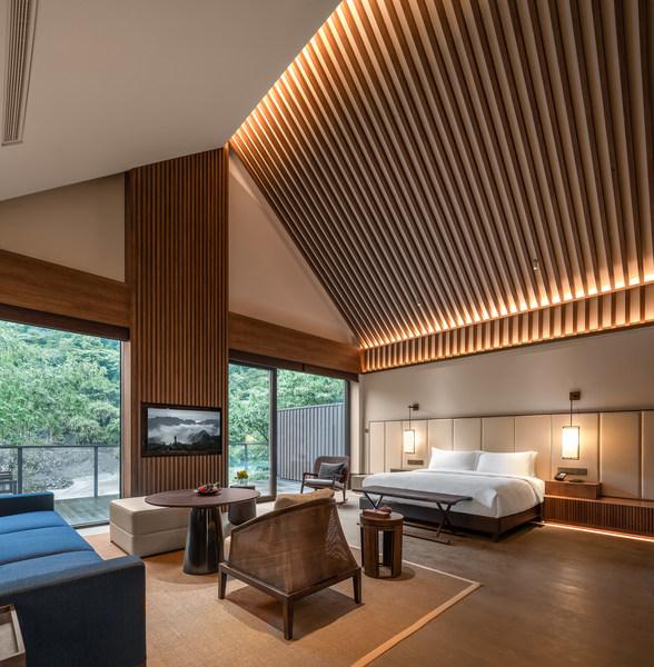 临江居豪华江景别墅Riverview Deluxe King Room