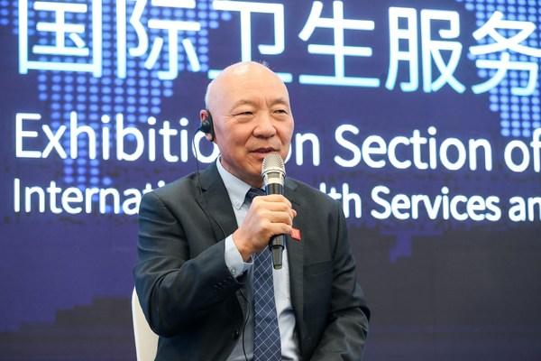 百济神州总裁吴晓滨博士参加论坛并发言