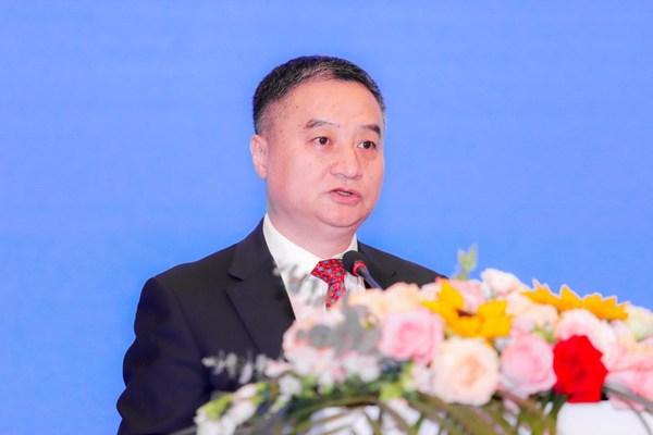 商务部投资促进事务局李勇副局长致辞