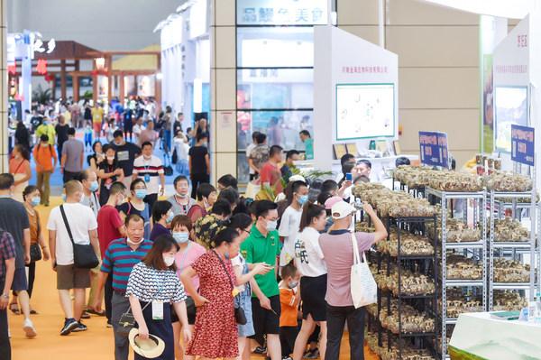 2020年首届中国(福建)食用菌产业博览会(资料图)