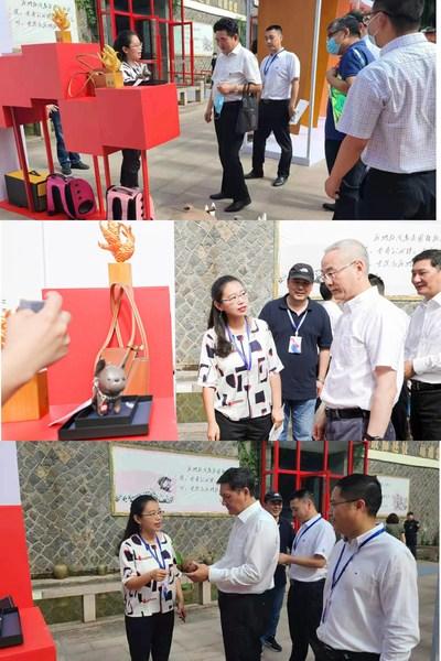 生态新革 丽聚全球|中国时尚合成革创新峰会太火鸟展区人气爆棚