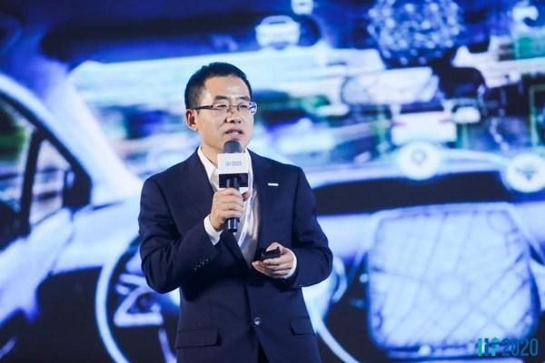 浪潮云计算与大数据产品线副总经理 刘健