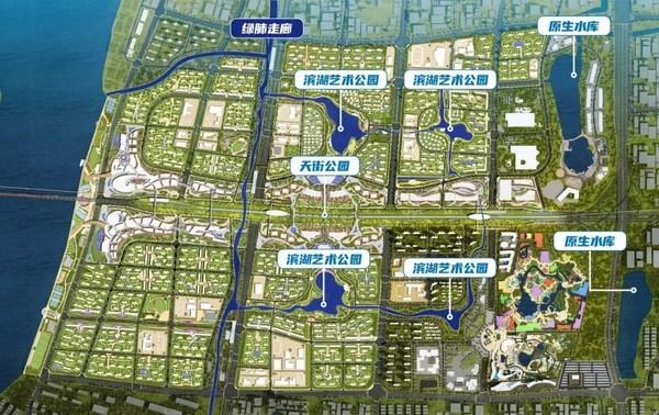 襄阳华侨城生态水系规划