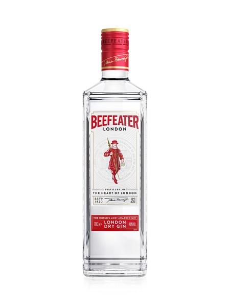 必富达金酒推出100%可回收的酒瓶