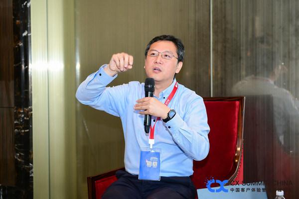 众言科技高级副总裁郭晓波先生接受采访