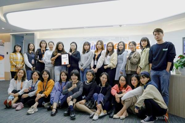 RingCentral中国区人力资源团队