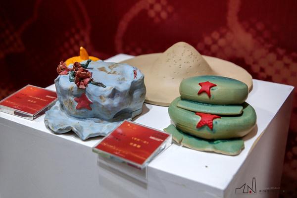 民心向党-艺创辉煌 -- 庆祝中国共产党成立100周年新时代陶瓷艺术品展览