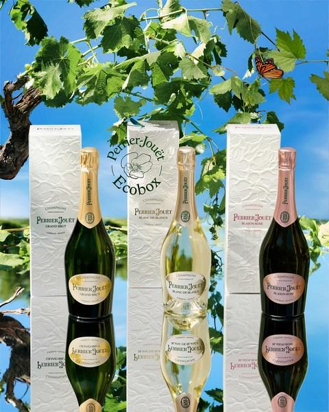 美丽时光香槟推出生态设计礼盒