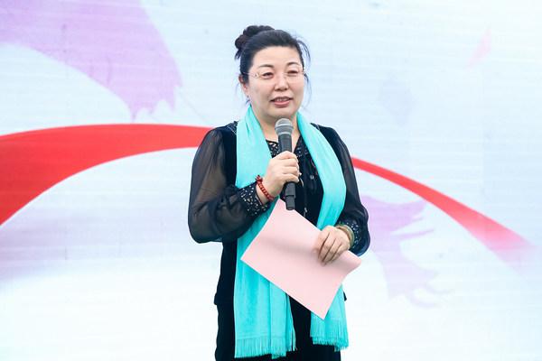 北京青爱教育基金会理事长 张银俊