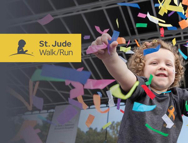 作为一个多市场团队,AIT Worldwide Logistics连续第五年支持St. Jude Children's Research Hospital(R),为该慈善组织在世界各地举办的年度步行/跑步筹款活动提供帮助。