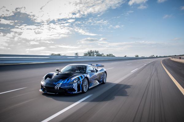 Battista High Speed & Dynamic Tests 1