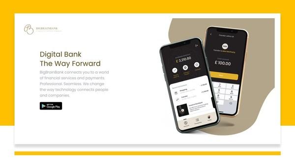 BigBrainBank数字银行,计划颠覆金融经纪交易系统。其利用系统性合作伙伴关系,通过一款安全、可靠、无缝衔接的集成应用,率先推出更快、更高效的数字支付、汇款和借贷服务。
