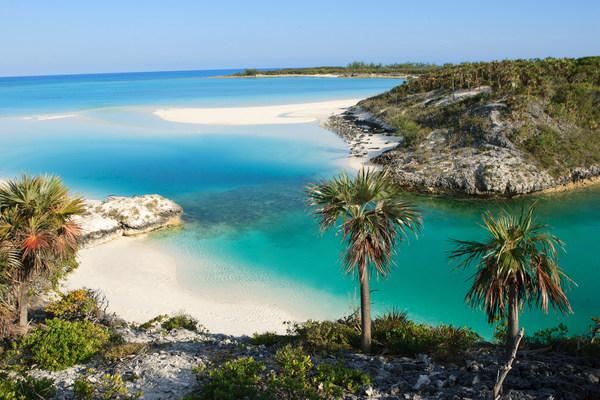 巴哈马海岛风光
