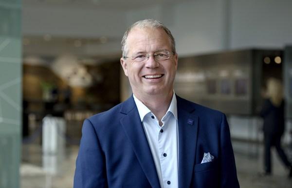 沃尔沃集团总裁兼首席执行官:Martin Lundstedt