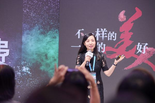凯度中国CEO王幸发表讲话
