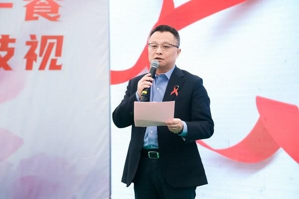 吉利德科学全球副总裁兼中国区总经理 金方千