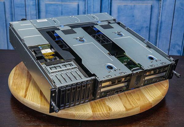 搭载云燧i10的浪潮边缘计算服务器NE5260M5