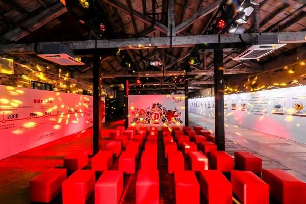 督威随风艺术赏于12月22日在上海八号桥艺术空间举办