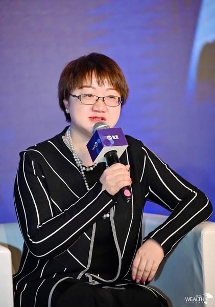 五矿信托旷世家族办公室总经理尹璐参与圆桌讨论
