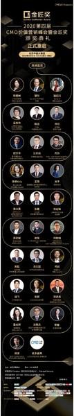 CMO价值营销峰会暨金匠奖颁奖盛典嘉宾
