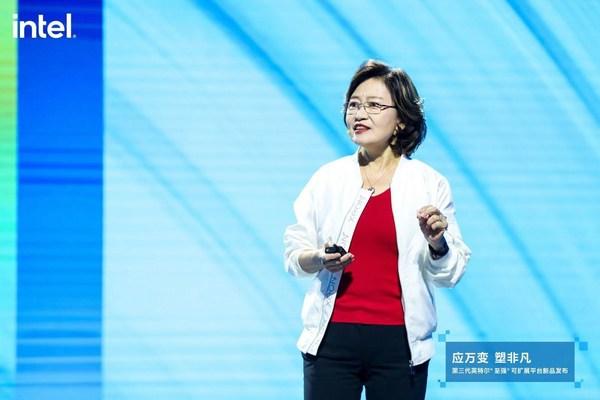 英特尔公司副总裁兼中国区总经理王锐