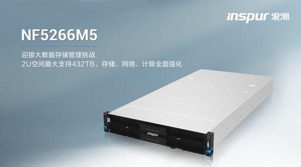 浪潮存储服务器NF5266M5