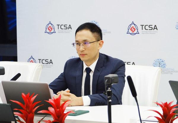 千城攻略郑志军再全球洲际大会发表主题演讲