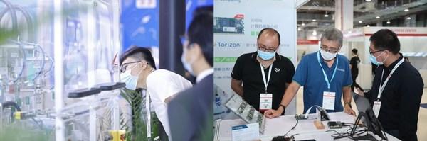 2020Medtec中国展观众在参观展品