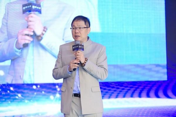 阿斯利康全球执行副总裁、国际业务及中国总裁王磊致辞