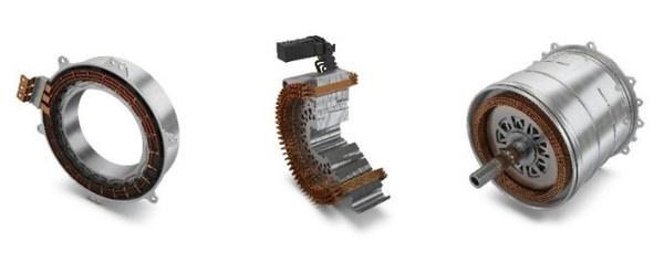 舍弗勒电机应用范围广泛,功率等级覆盖20kW到300kW及以上,可用于混合动力模块、专用混动变速箱及纯电驱动电桥单元