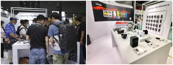 Lexar雷克沙参展上海国际摄影器材和数码影像展览会(P&I ShangHai 2021 )