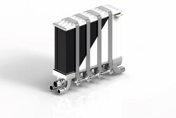 舍弗勒为氢燃料电池提供金属双极板等核心零部件