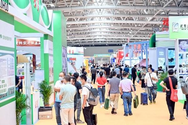 图5:第二届中国食用菌产业博览会