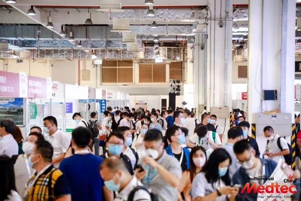 2020Medtec中国展现场盛况
