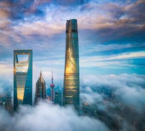 上海之巅-云端艺邸  J酒店上海中心于2021年6月19日绽放申城