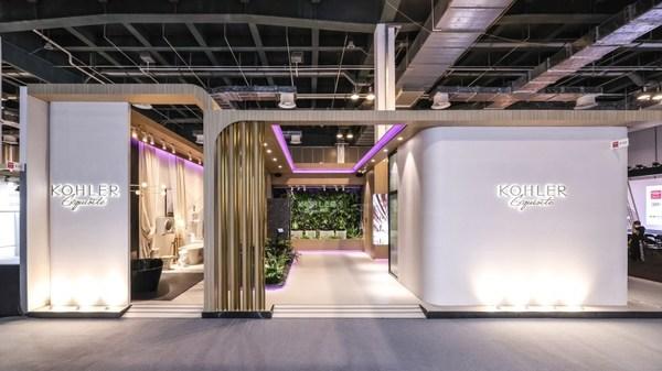 科勒精选展位亮相设计上海2020