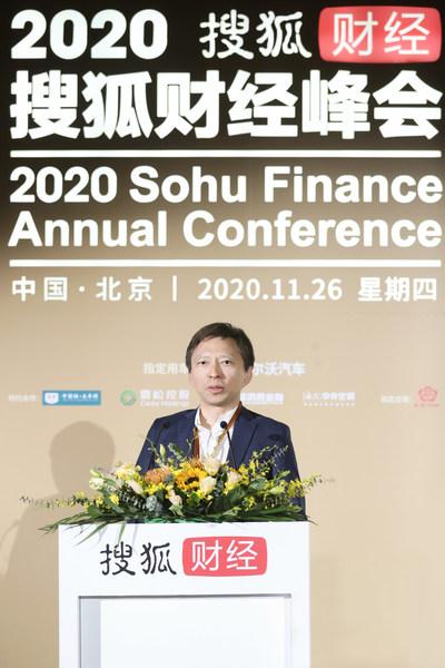 搜狐公司董事局主席兼首席执行官张朝阳致辞