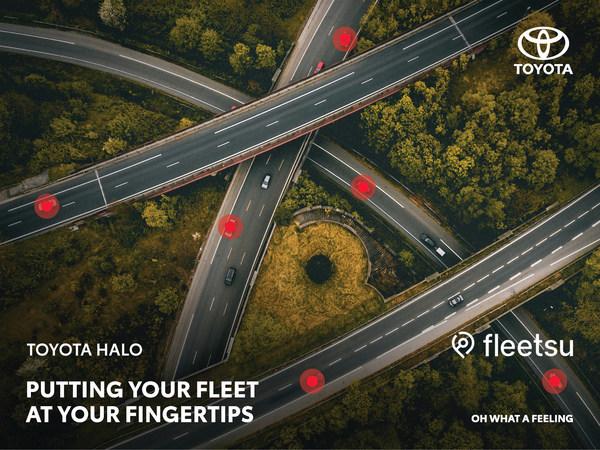 丰田携手Fleetsu提供互联车队管理解决方案