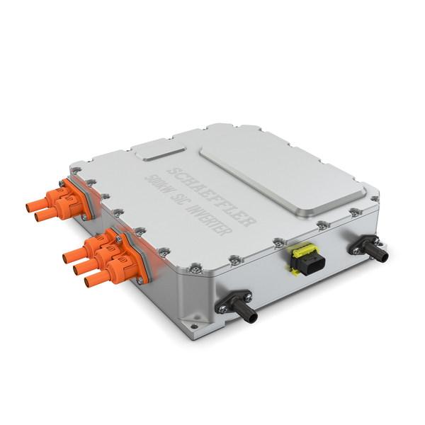 800V电机控制器可大幅延长电动车的续航里程