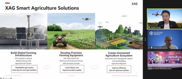 2020联合国数字农业论坛