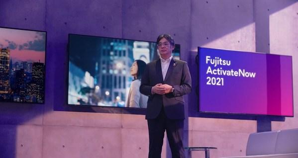 富士通株式会社首席执行官兼首席数字化转型官 时田隆仁