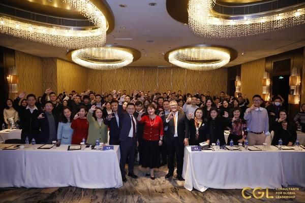 CGL【职场思辩者】品牌活动2020年专场集体照