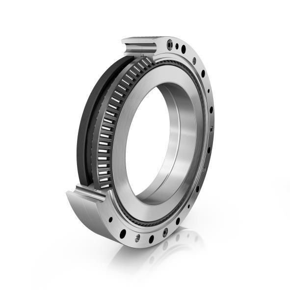XZU双列角接触滚针轴承可用作关节轴承或机器人变速箱的主支撑轴承。