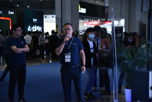 联泰科技董事、副总经理汪超先生