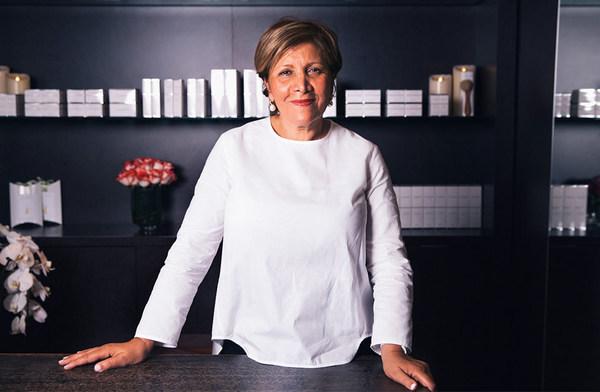 Mila Moursi品牌创始人