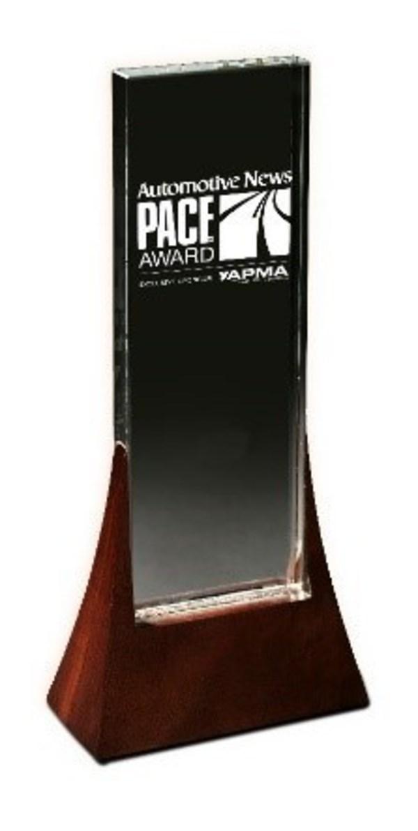 舍弗勒凭借P2混动模块以及与福特公司的创新合作被美国《汽车新闻》杂志授予两项PACE大奖