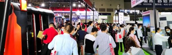 2020第21届立嘉国际智能装备展览会现场