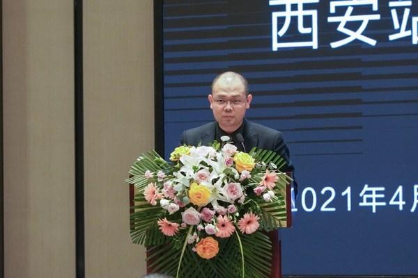 西安动力无限信息技术有限公司总经理牛林俊