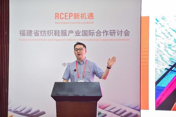SGS全球化学及创新技术经理王安博士