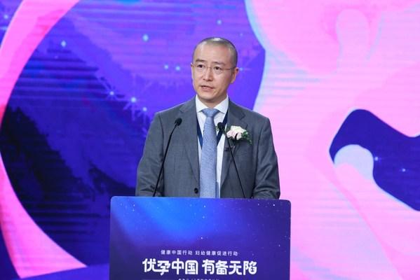 拜耳健康消费品中国总经理何勇先生
